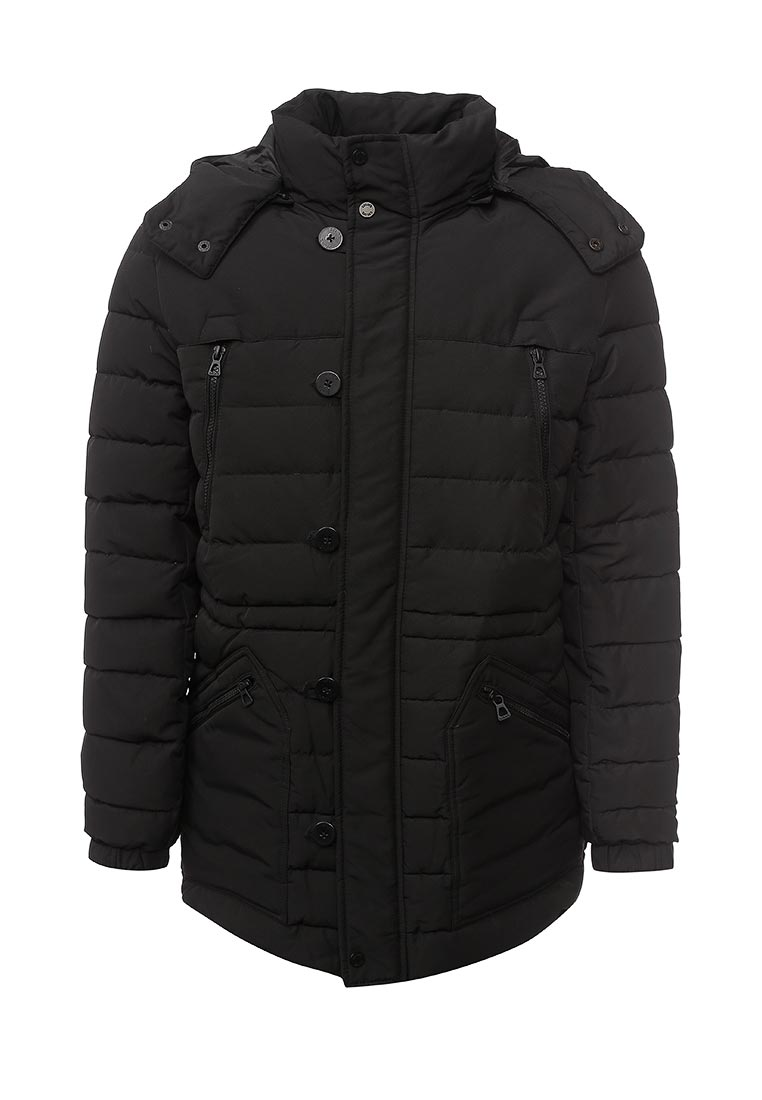 Пуховик Colin's CL1022423_BLACK_S