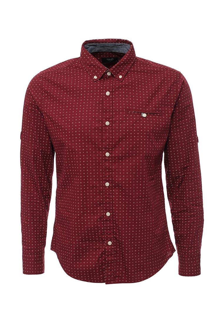 Рубашка с длинным рукавом Colin's CL1029640_BORDEAUX_S