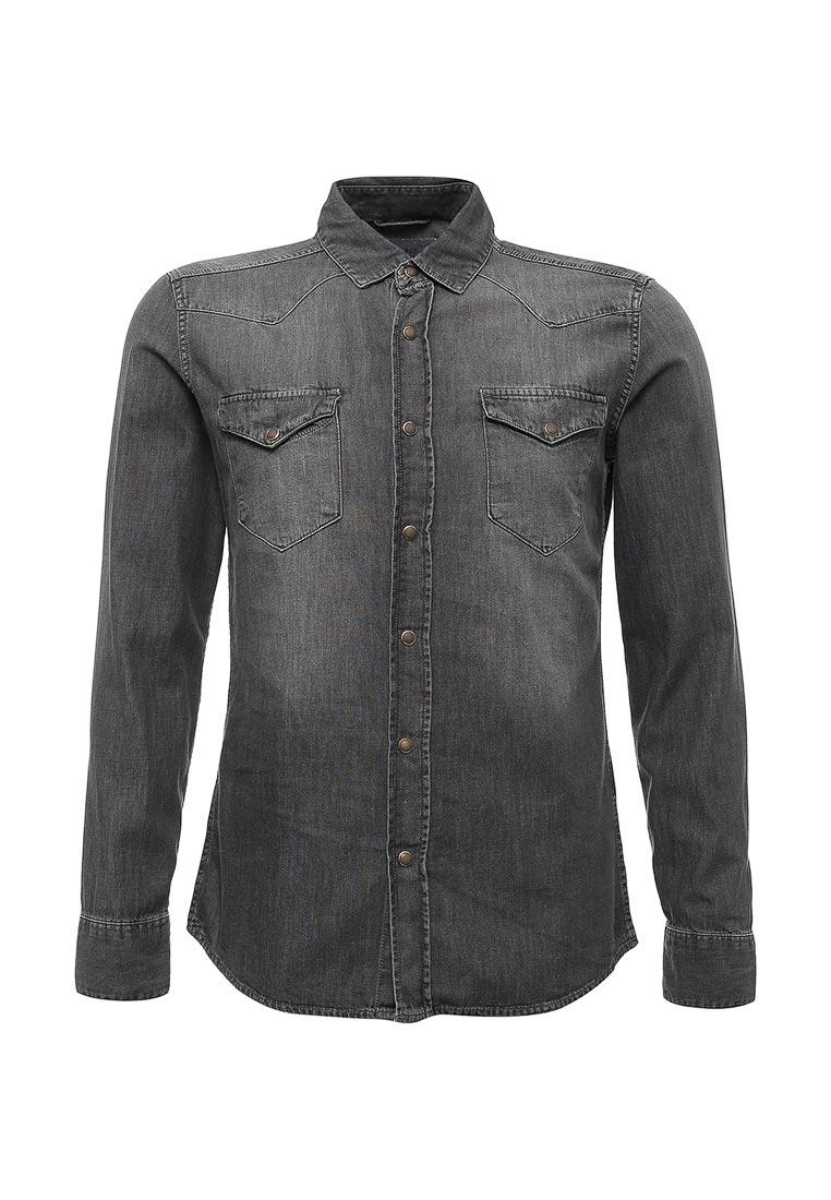 Рубашка с длинным рукавом Colin's CL1023017_REAL_WASH_S