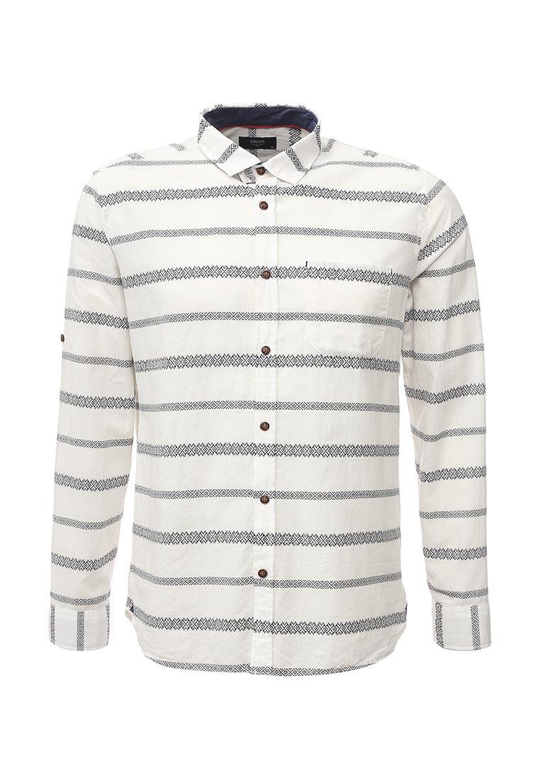 Рубашка с длинным рукавом Colin's CL1029613_WHITE_S