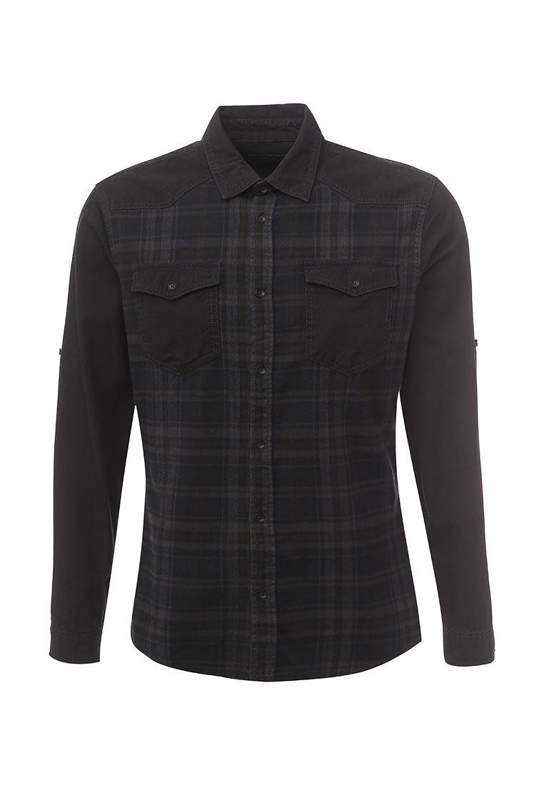Рубашка с длинным рукавом Colin's CL1021492_BLACK_S