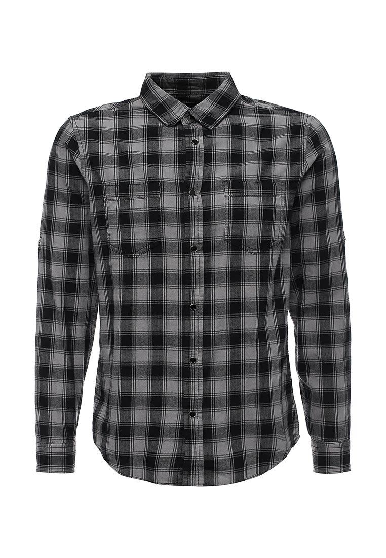 Рубашка с длинным рукавом Colin's CL1021510_GRAY_S