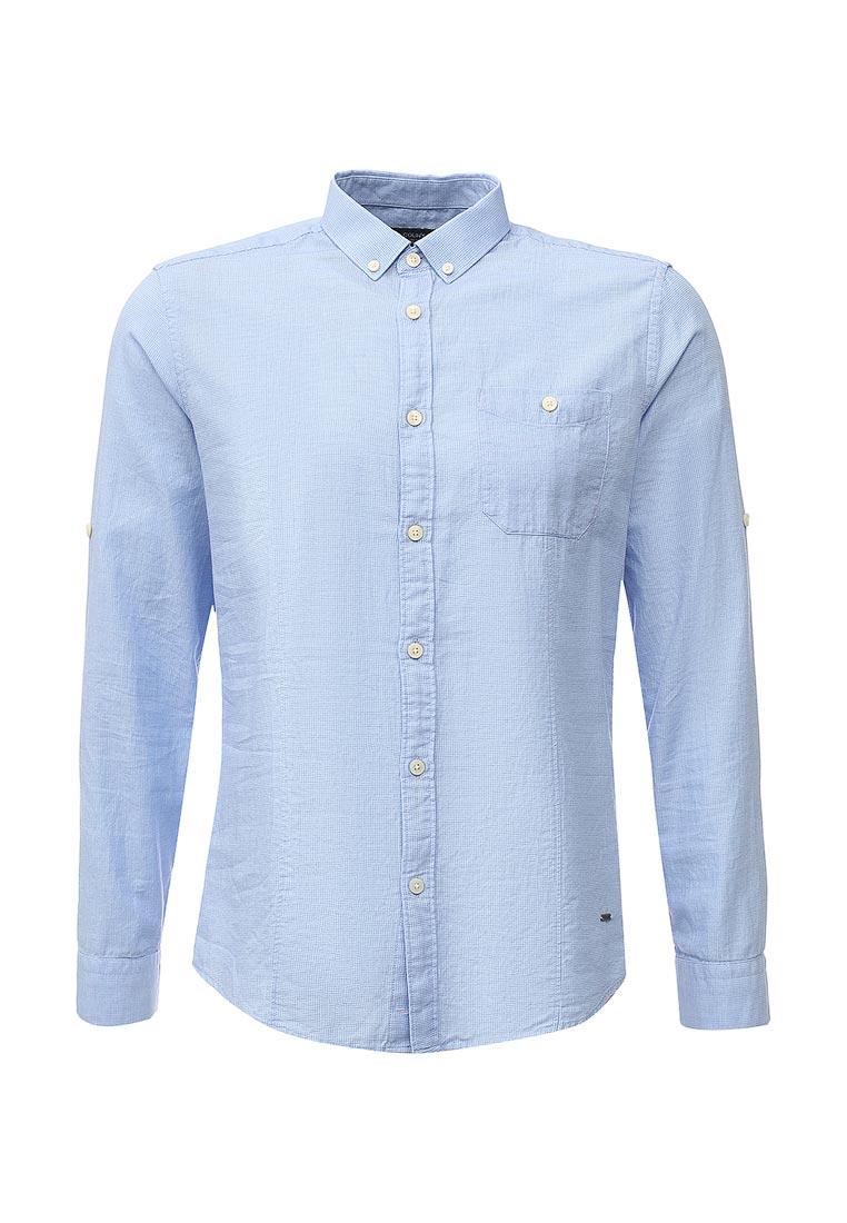 Рубашка с длинным рукавом Colin's CL1029790_BLUE_S
