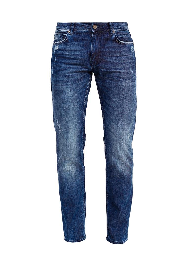 Мужские прямые джинсы Colin's CL1024787_BOWRIL_WASH_30/32