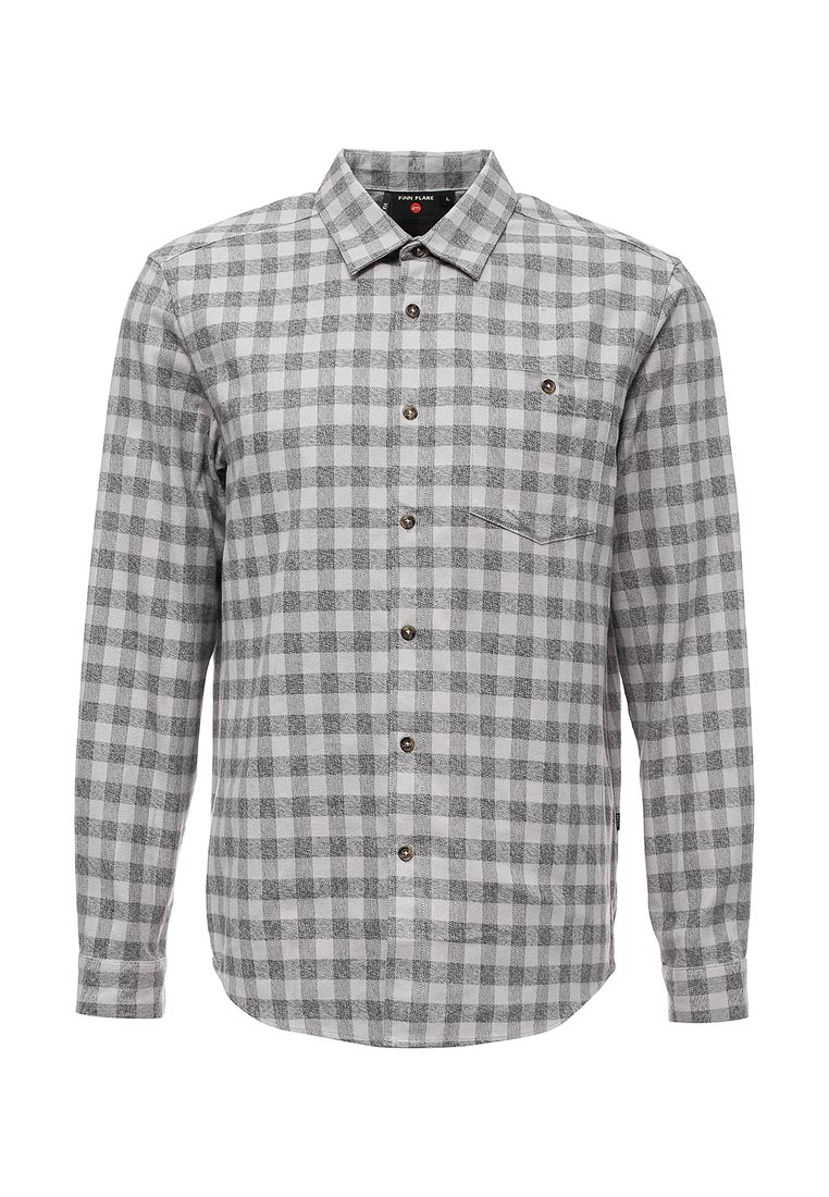 Рубашка с длинным рукавом Finn Flare (Фин Флаер) A17-42030-202-L