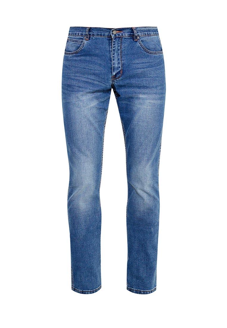Мужские прямые джинсы Finn Flare (Фин Флаер) A17-25009-125-31/34