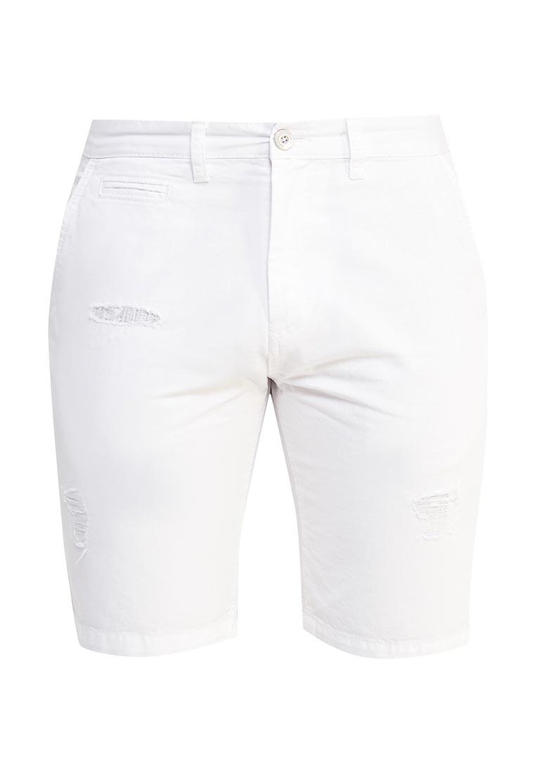 Мужские повседневные шорты Colin's CL1027555_WHITE_S