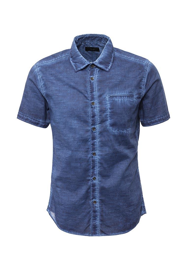 Рубашка с коротким рукавом Colin's CL1020049_DARK_INDIGO_S
