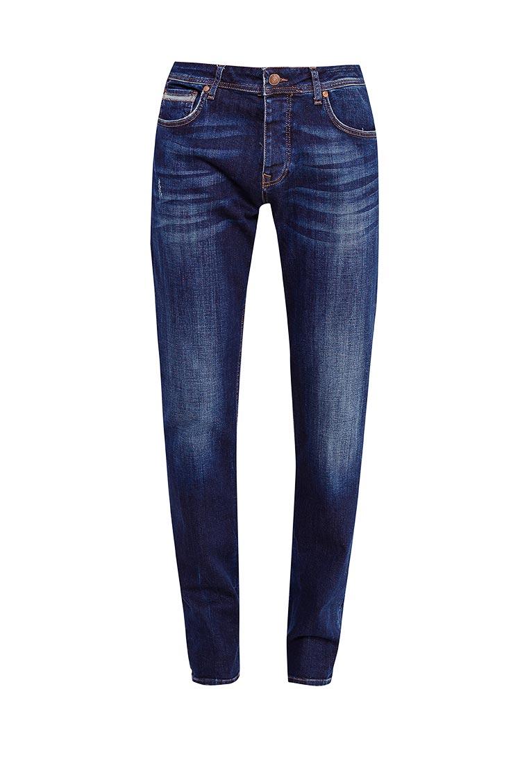 Мужские прямые джинсы Colin's CL1023753_DARK_ROWE_WASH_28/32