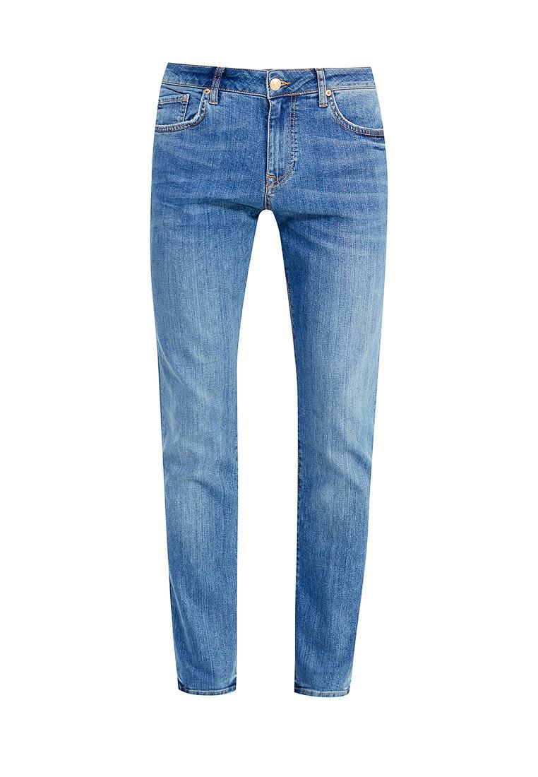 Мужские прямые джинсы Colin's CL1025249_LUDO_WASH_29/32