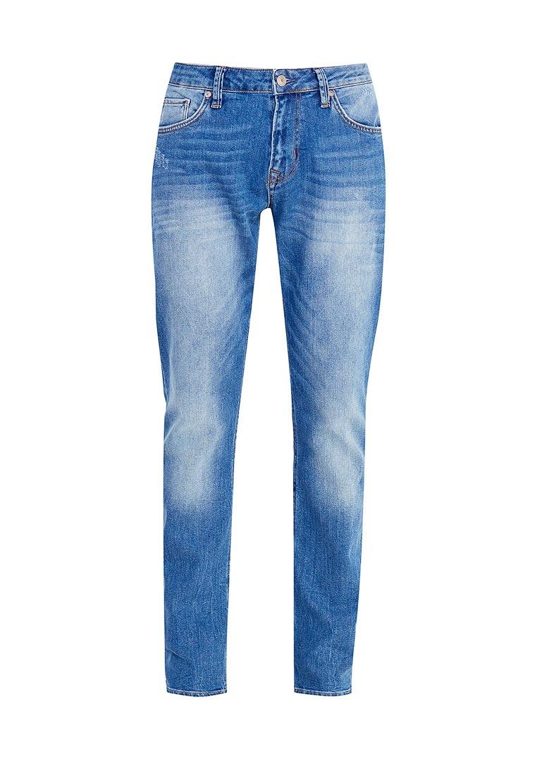 Мужские прямые джинсы Colin's CL1020953_Turn_wash_31/34