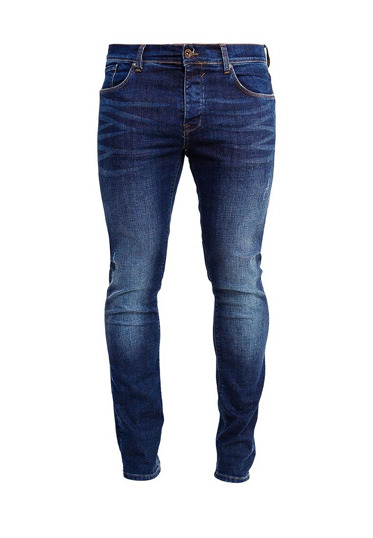 Зауженные джинсы Colin's CL1024500_CHRIST_WASH_28/32