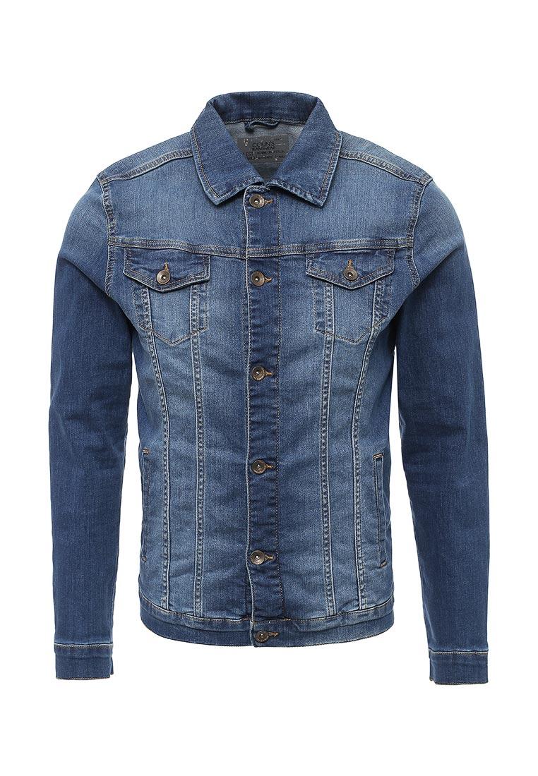 Джинсовая куртка Colin's CL1023007_LIGHTFLAVIO_WASH_S