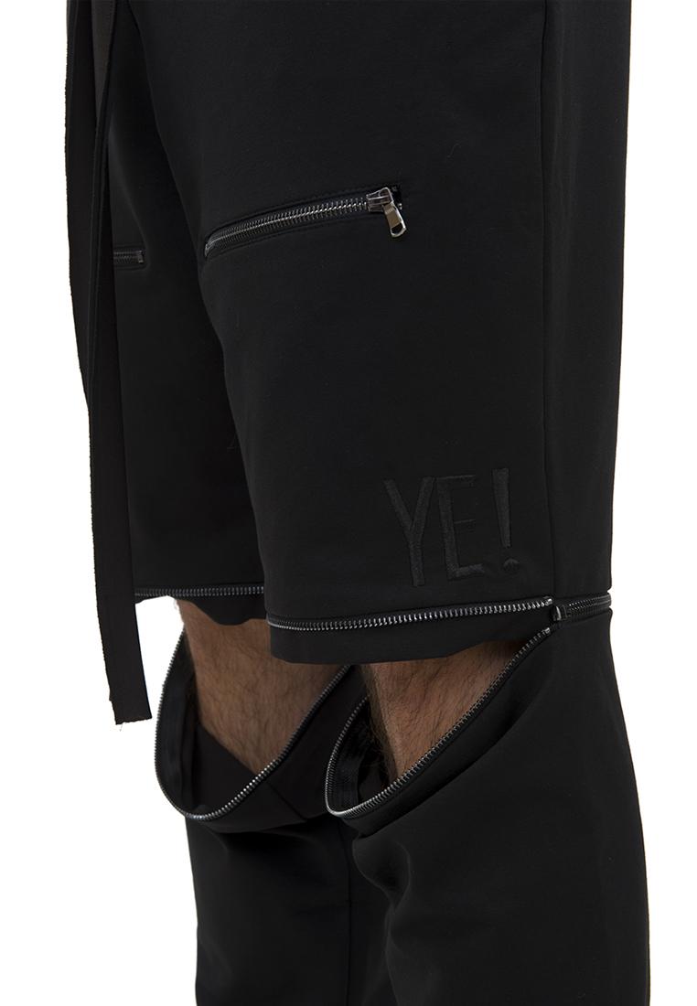 Мужские повседневные брюки Pavel Yerokin ST-1-черный-44