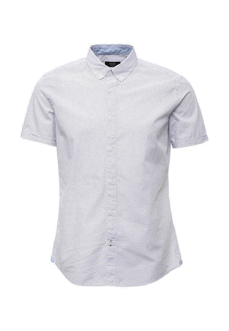 Рубашка с коротким рукавом Colin's CL1029808_WHITE_S