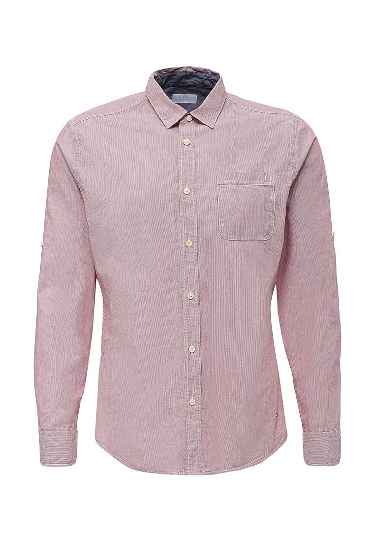 Рубашка с длинным рукавом Colin's CL1029844_CORAL_S