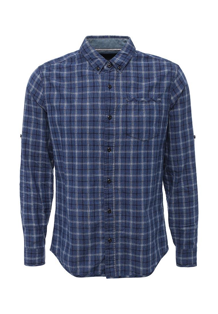 Рубашка с длинным рукавом Colin's CL1027784_NAVY_S