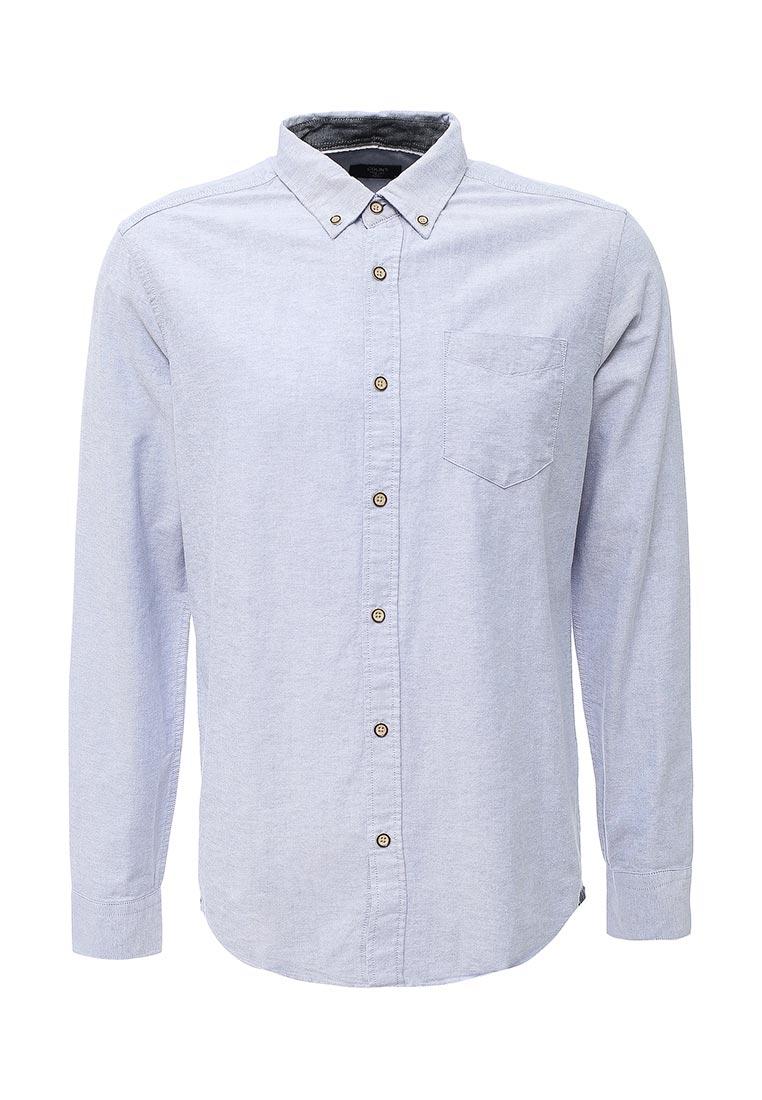 Рубашка с длинным рукавом Colin's CL1022788_BLUE_S