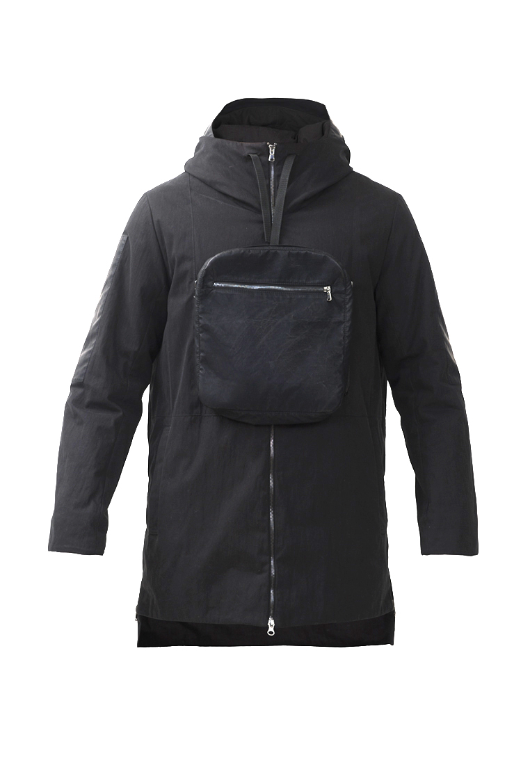 Утепленная куртка Pavel Yerokin SS-40-черный-44