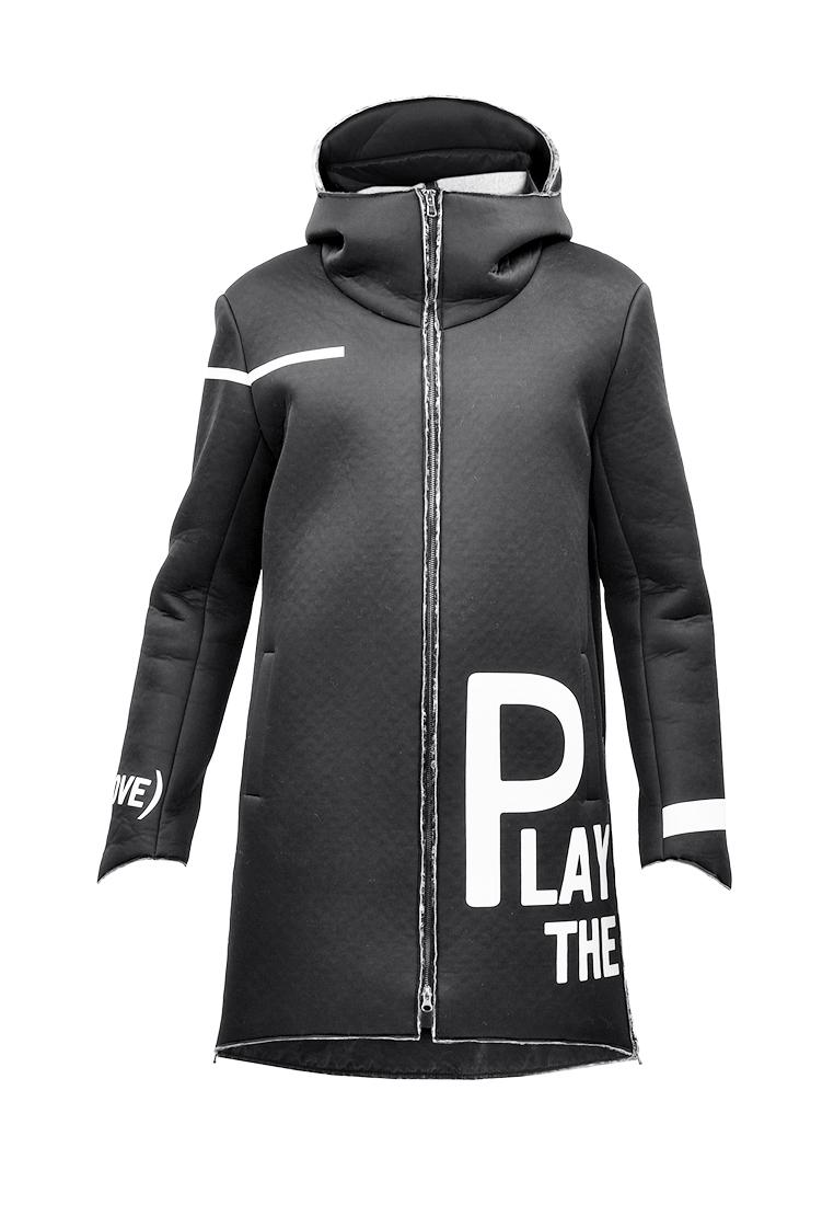 Мужские пальто Pavel Yerokin PSKR-14-черный-44