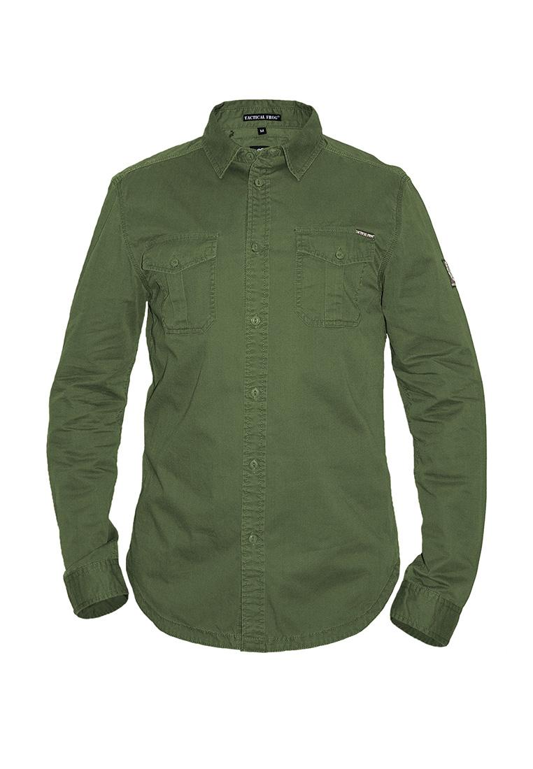 Рубашка с длинным рукавом TACTICAL FROG TFDR005 - M