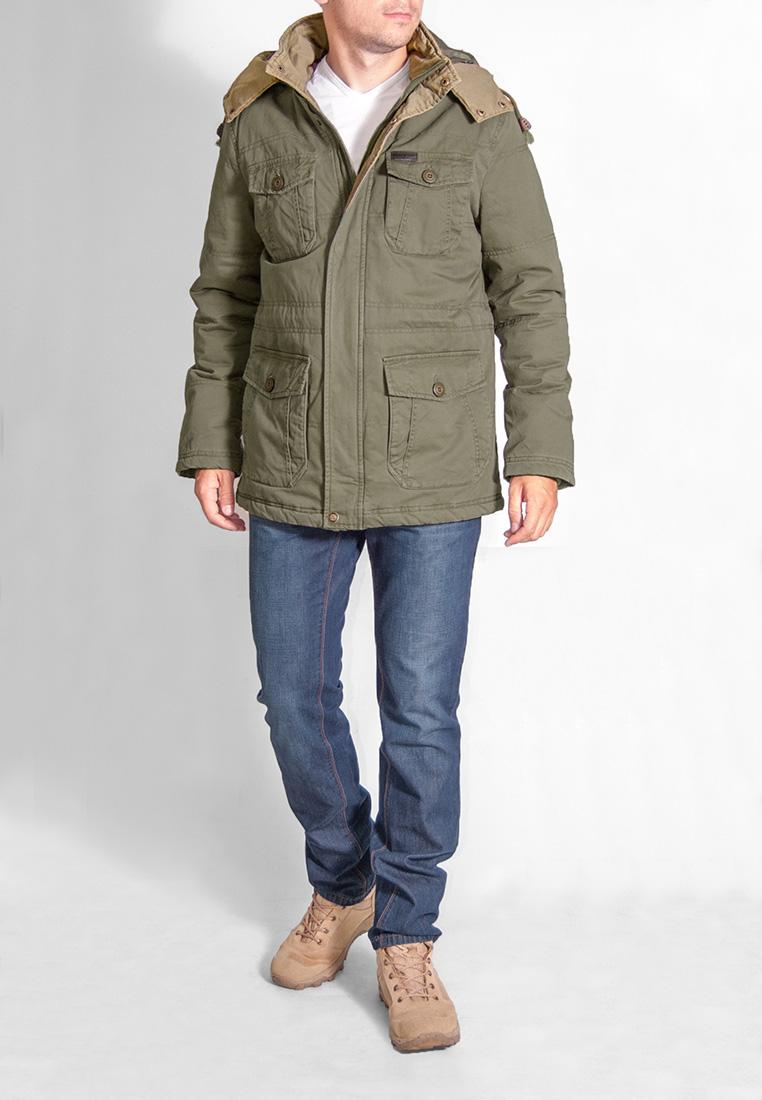 Утепленная куртка TACTICAL FROG 0005у - 3XL