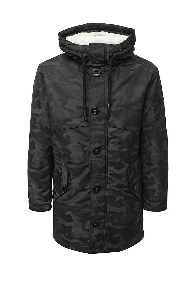 Утепленная куртка ROLF KASSEL (Рольф Кассель) R3050-S-grey