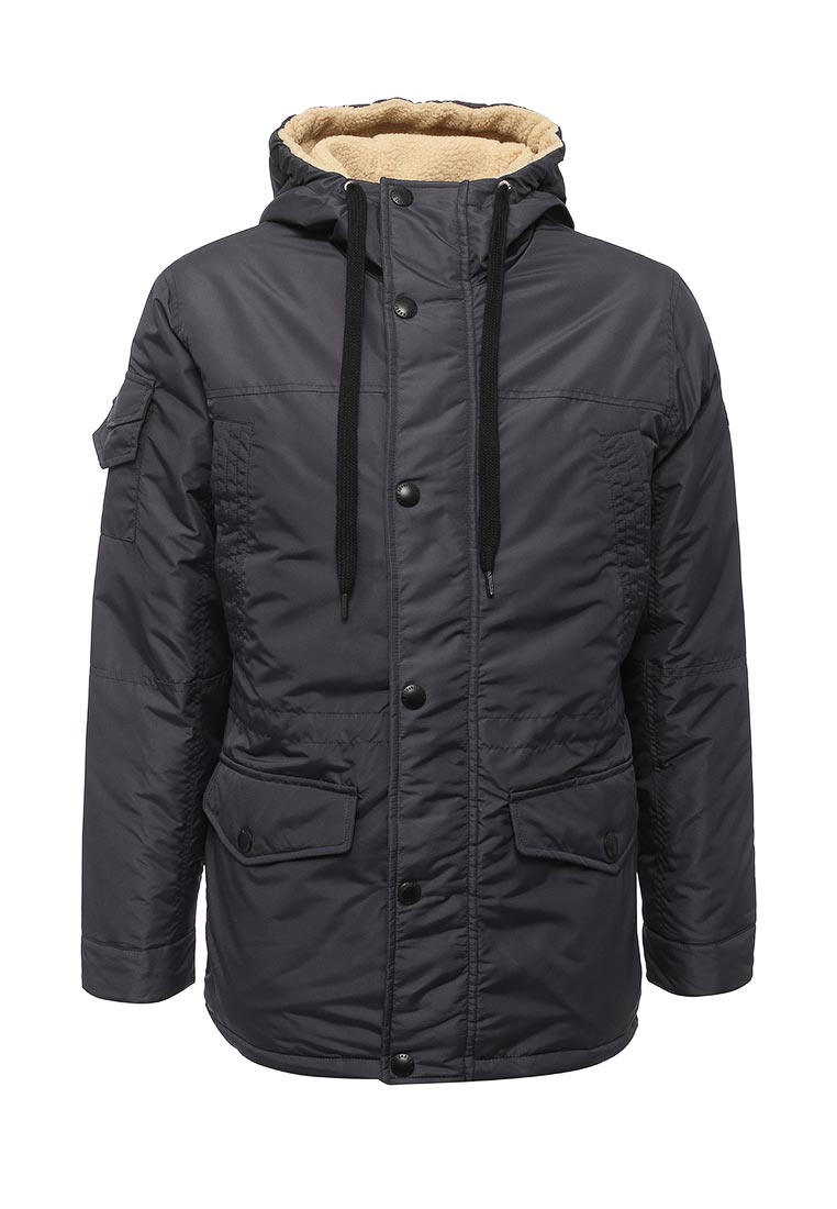 Утепленная куртка XASKA 17718Graphite-46