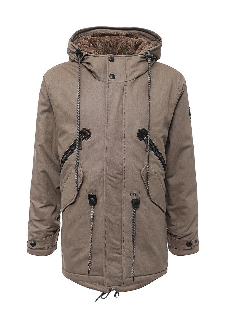 Утепленная куртка XASKA 15512Walnut-46