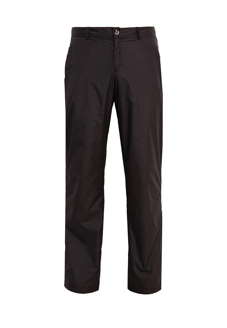 Мужские утепленные брюки XASKA 16417Black-46