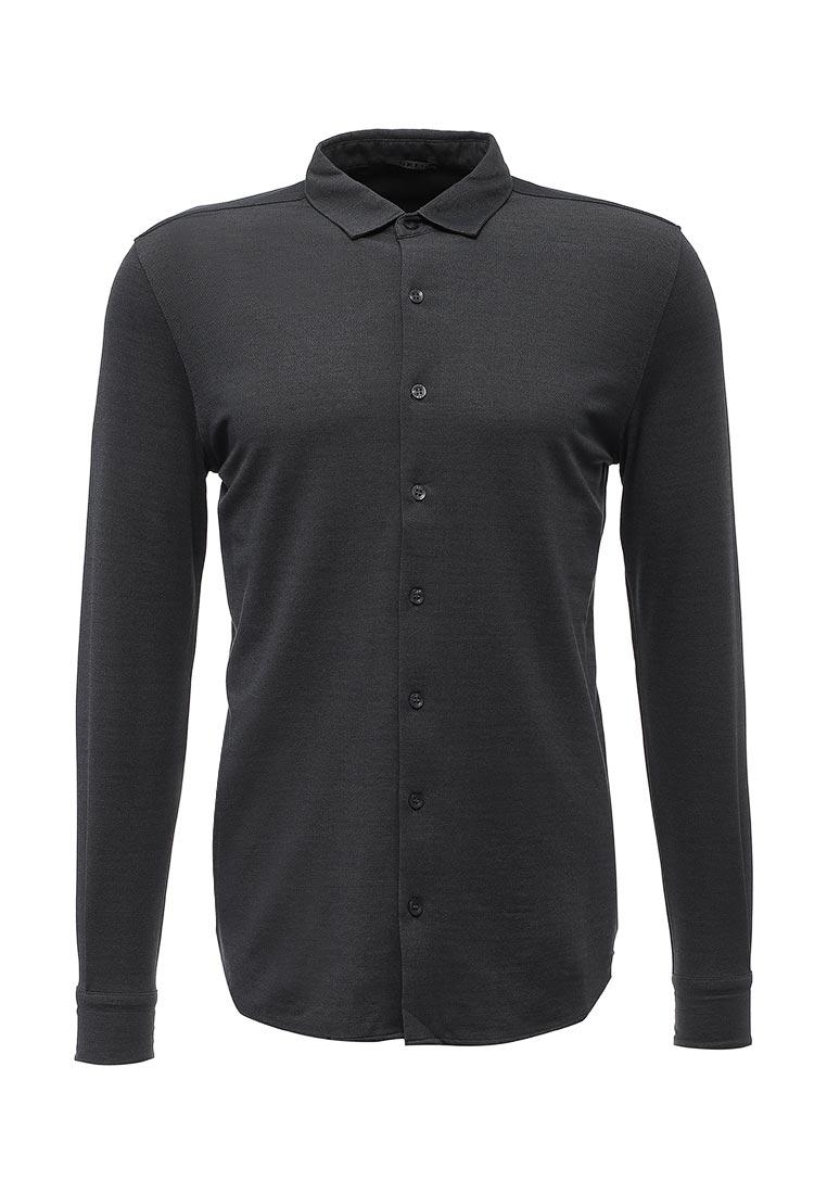 Рубашка с длинным рукавом GREG G143-ML (антрацит) (2/48)