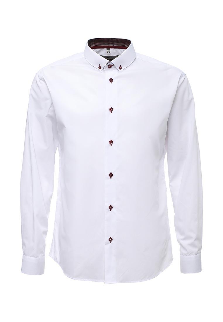 Рубашка с длинным рукавом GREG 100/139/WH/Z/b/1 (2/39)