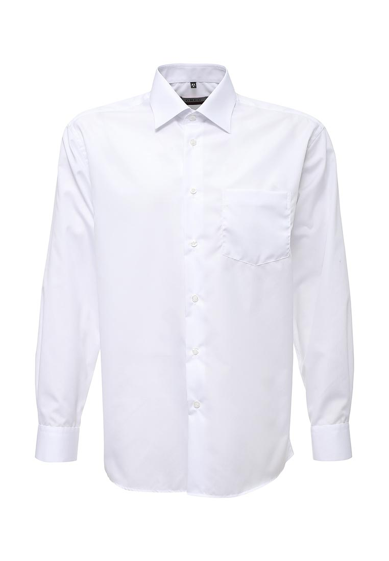 Рубашка с длинным рукавом Greg 100/311/WHITE (2/41)