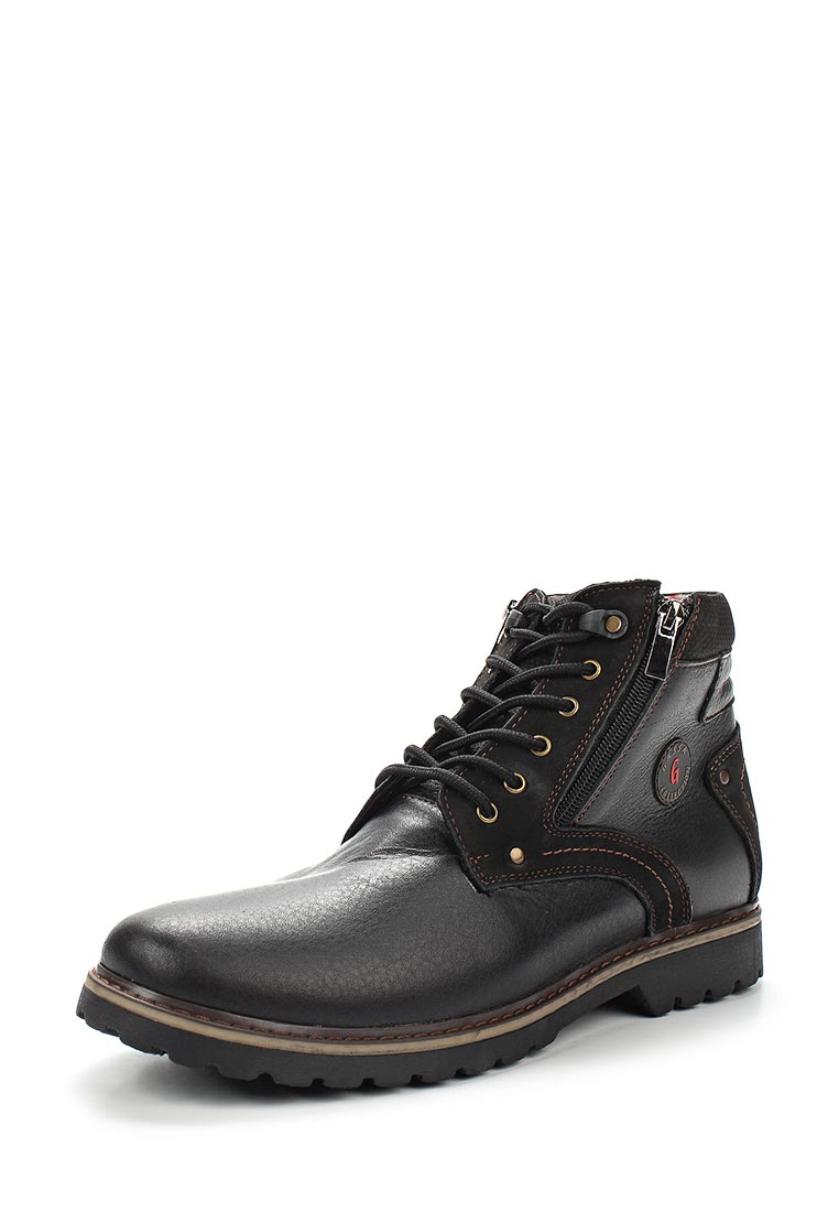 Мужские ботинки GassA AhAN-851-088B-40