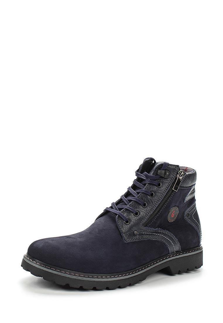 Мужские ботинки GassA ENE-851-088B-40