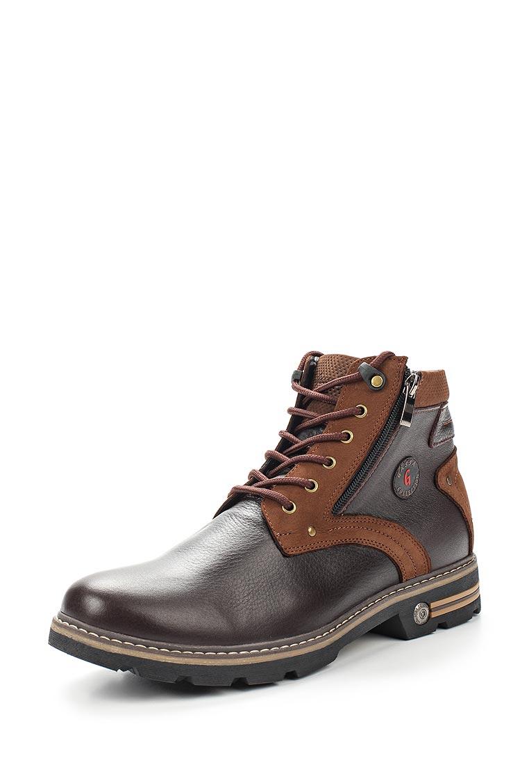Мужские ботинки GassA DDN-851-088B-40