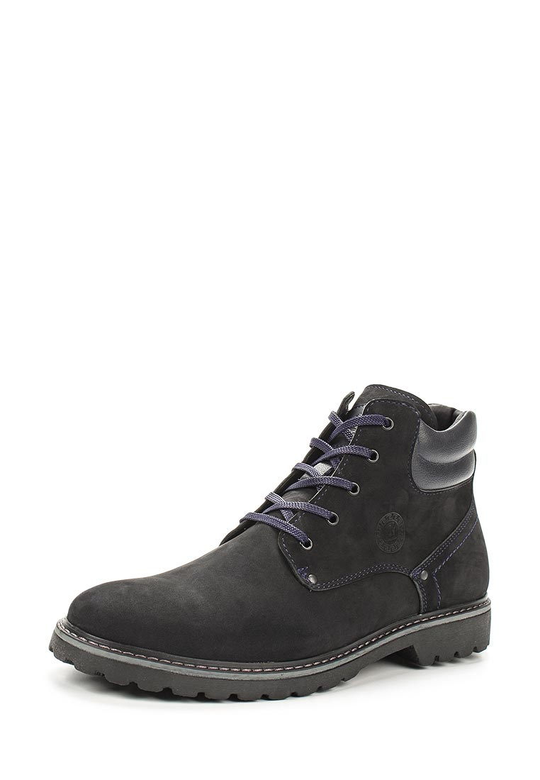 Мужские ботинки GassA ENE-854-088B-40