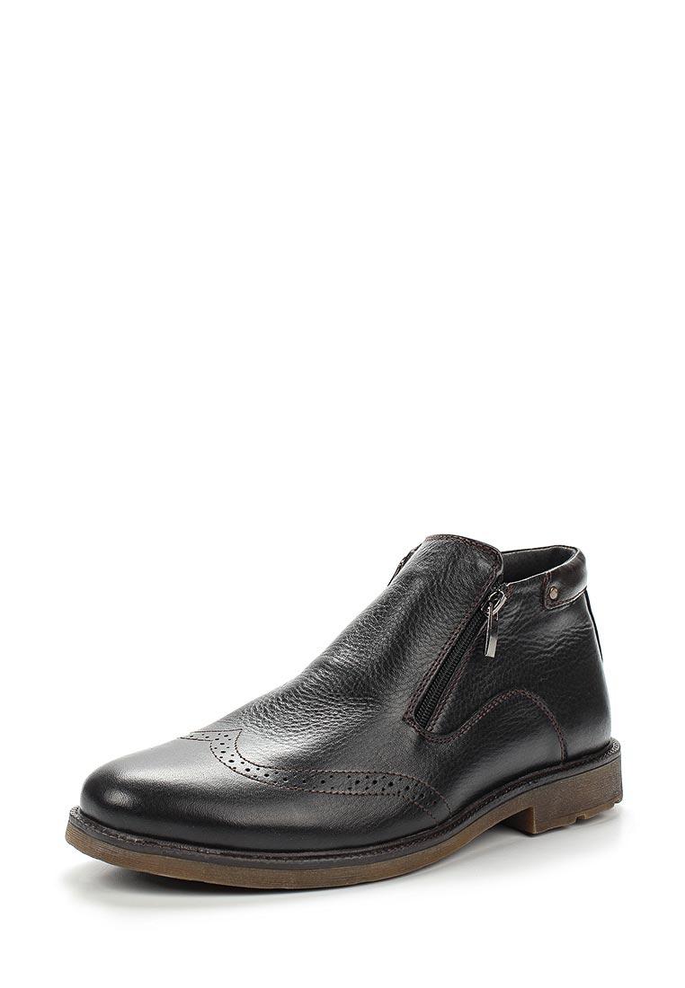 Мужские ботинки GassA Ah-830-062B-40
