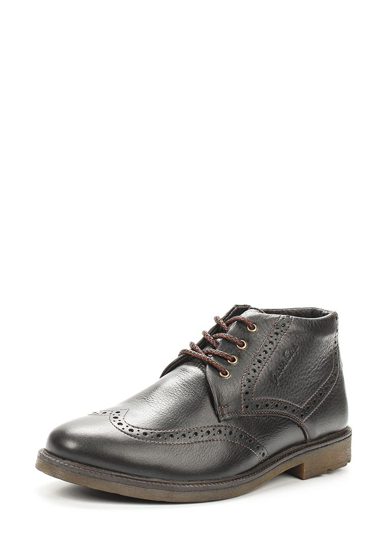 Мужские ботинки GassA Ah-838-061B-40