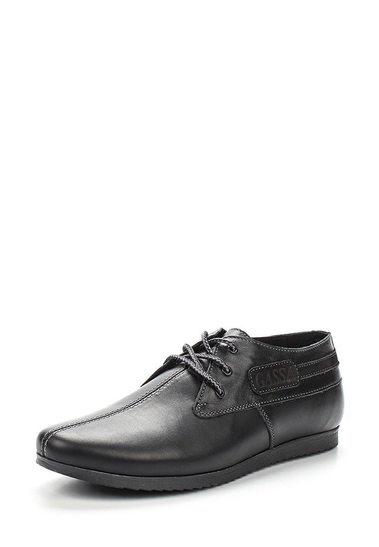 Мужские ботинки Gassa A-0511-06B-40
