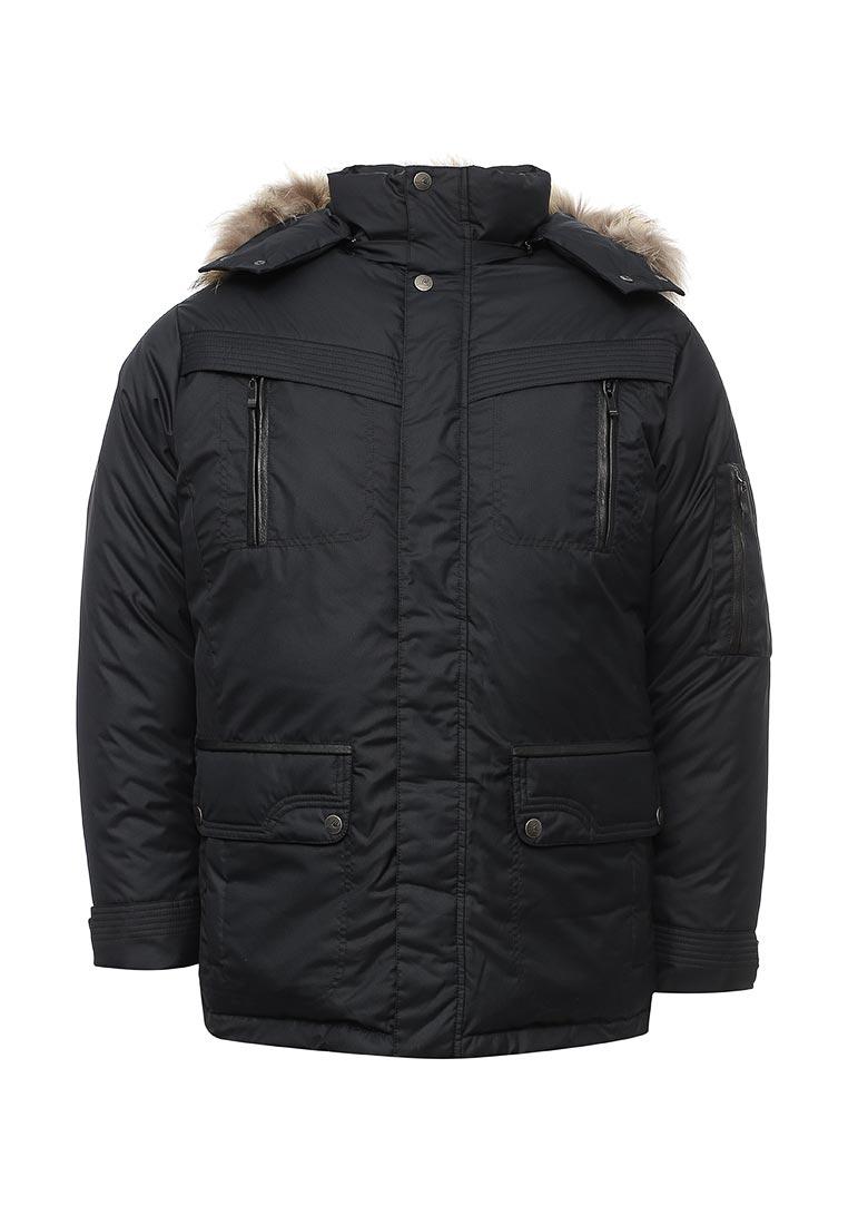 Утепленная куртка IST'OK Норман (Синий темный) 58