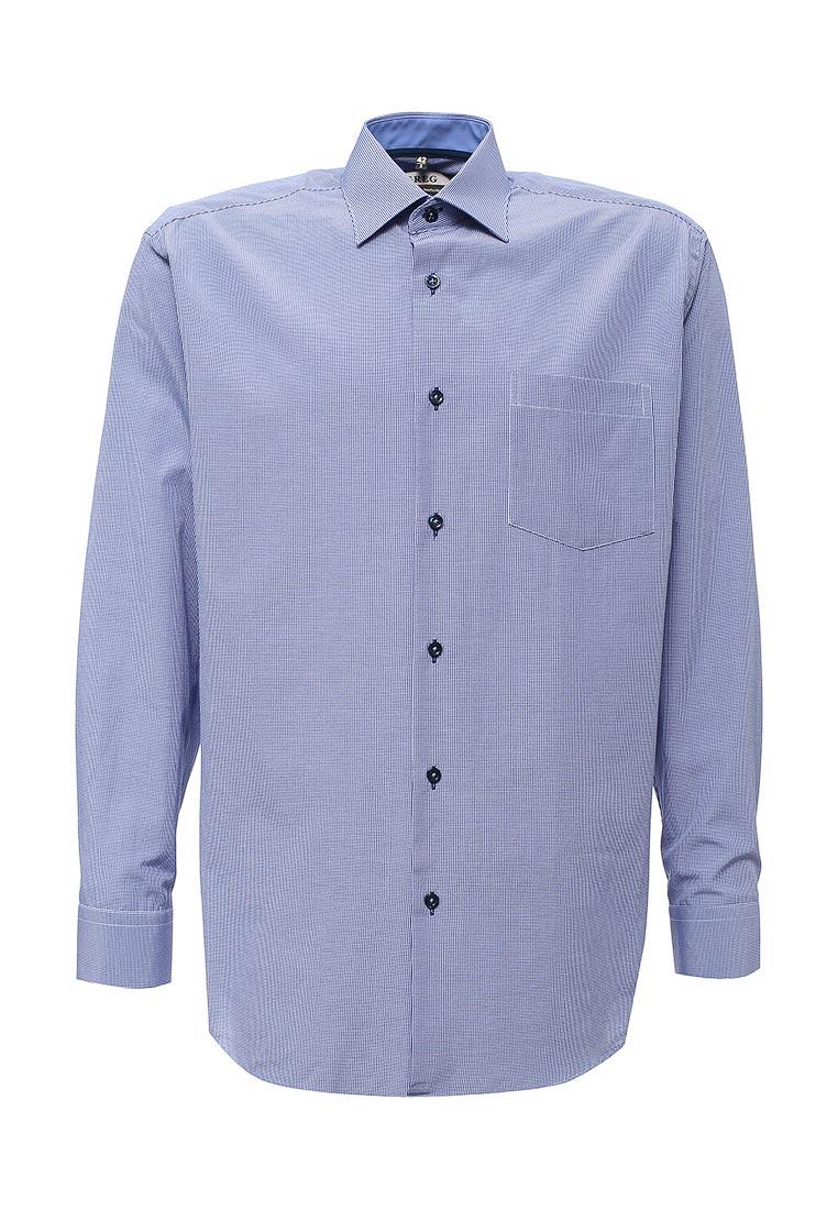 Рубашка с длинным рукавом GREG 214/319/066/1 (2/40)