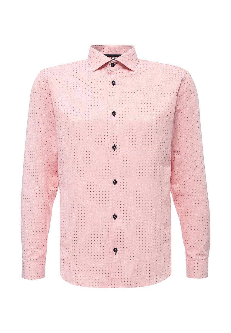 Рубашка с длинным рукавом GREG 523/139/117/ZV/1 (2/38)