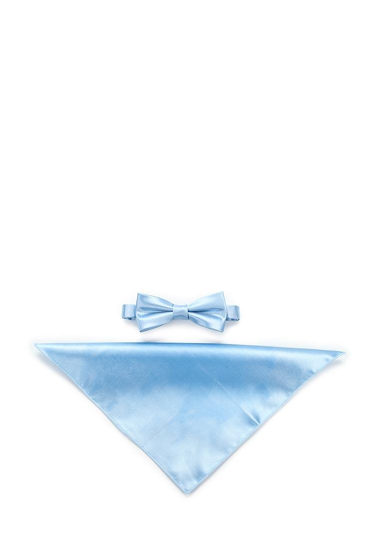 Бабочка GREG Greg-poly 11-голубой одн.1.35