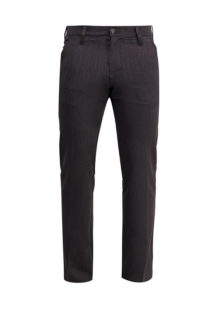 Мужские повседневные брюки WHITNEY W/EX-581-LONDON-69-grey-31/32