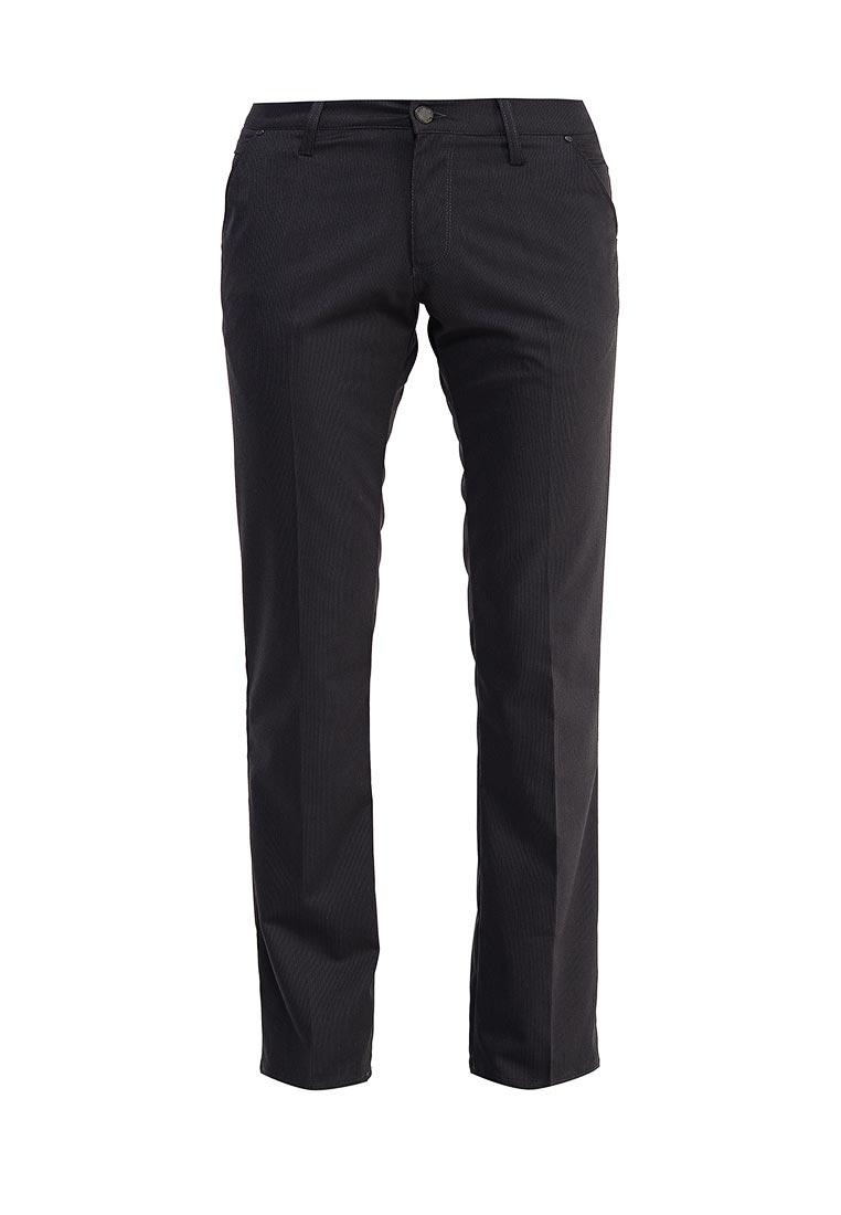 Мужские повседневные брюки WHITNEY W/EX-581-LONDON-62-grey-31/34