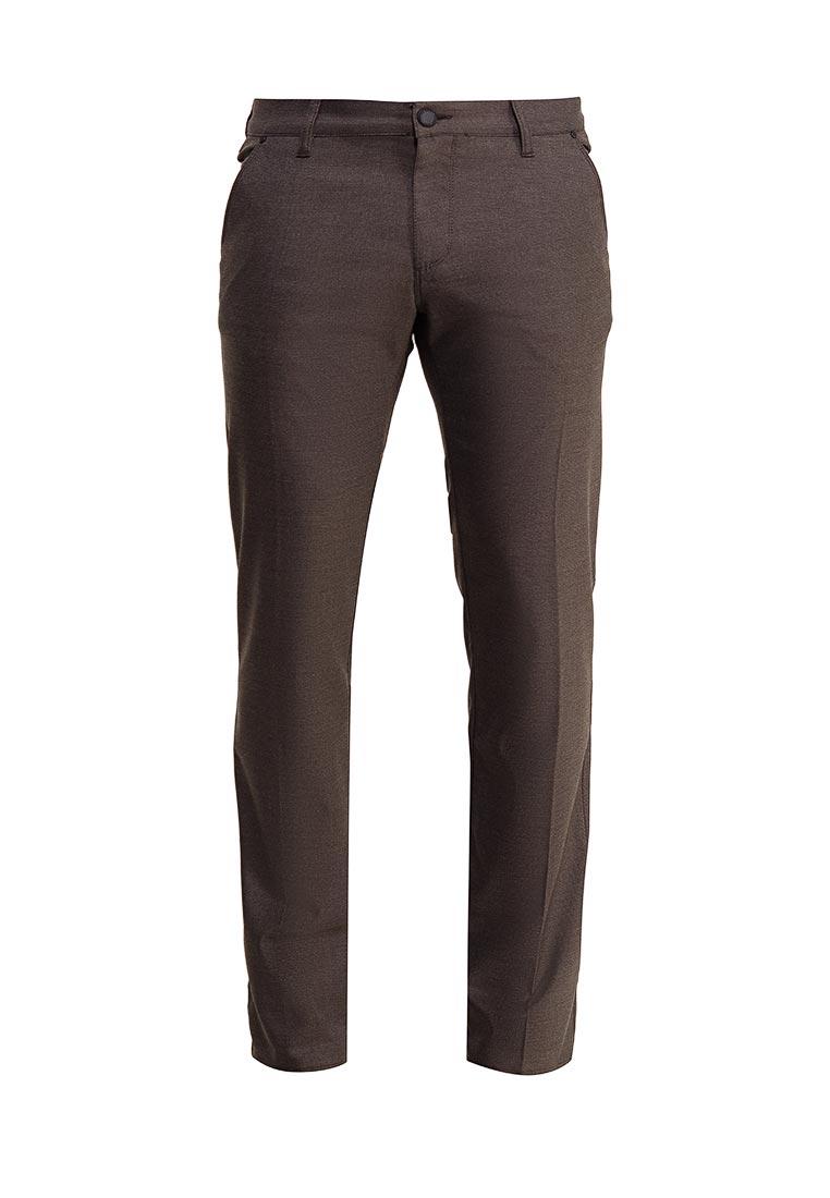 Мужские повседневные брюки WHITNEY W/EX-581-LONDON-60-grey-31/34