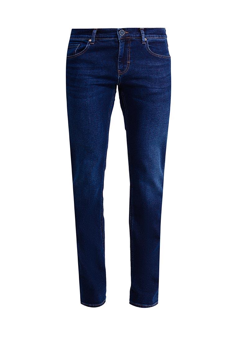 Зауженные джинсы WHITNEY W/EX-700-PAPATYA-DARK-blue-31/34