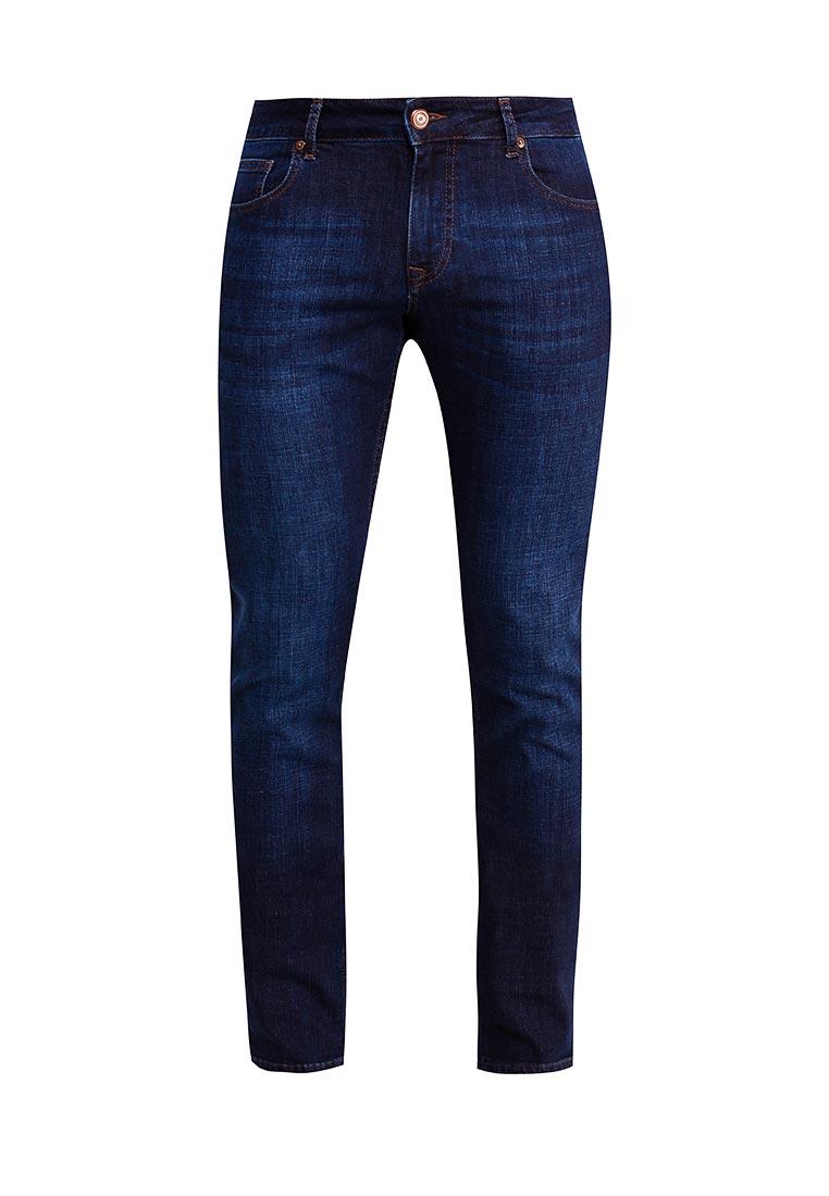 Зауженные джинсы WHITNEY W/EX-900-D-SIMON-blue-29/34