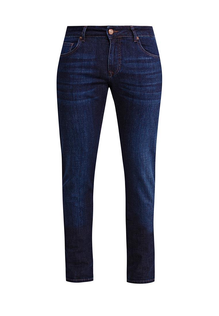 Зауженные джинсы WHITNEY W/EX-900-D-SIMON-DARK-blue-32/36
